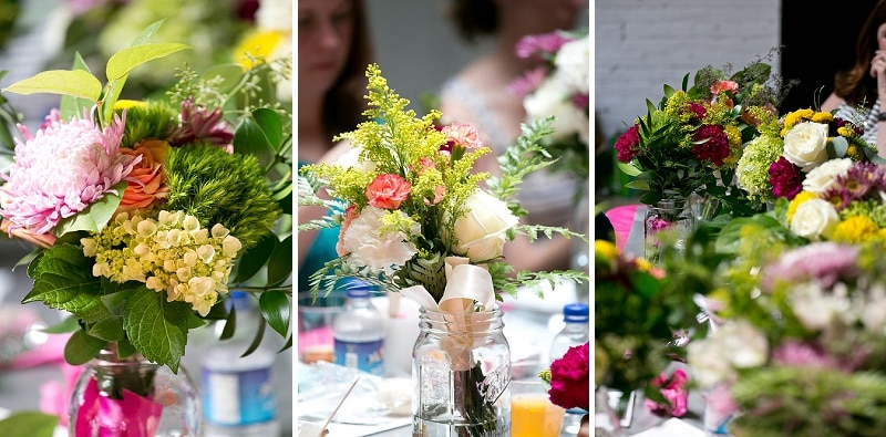 DIY bouquets and boutonniers workshop (14)