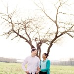 Let's Get Personal: My Makeup-less Engagement Shoot (a guest post!)