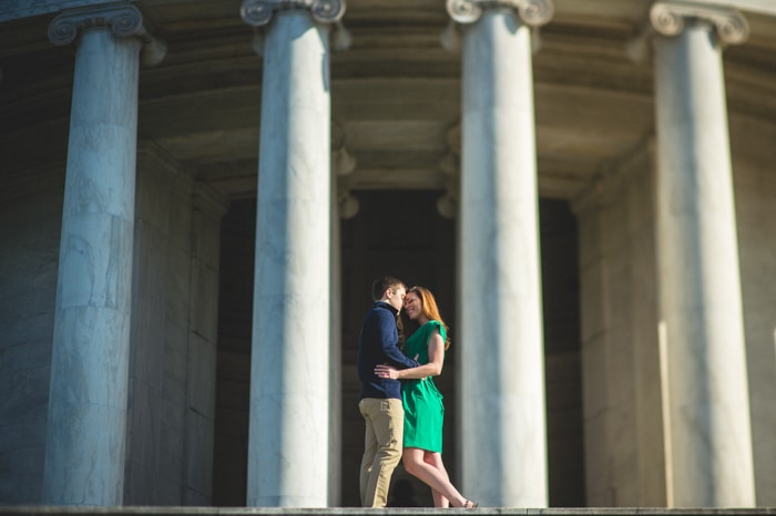 dc cherry blossom engagement pictures (14)