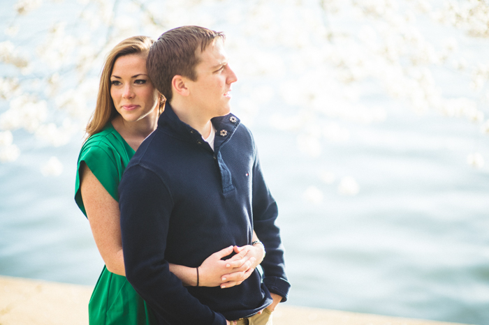 dc cherry blossom engagement pictures (8)