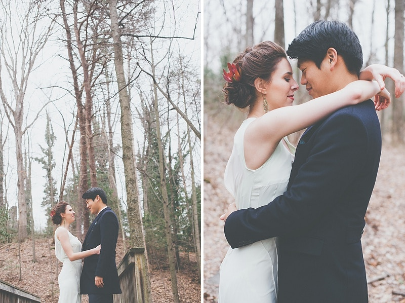 intimate Maryland Korean wedding (1)
