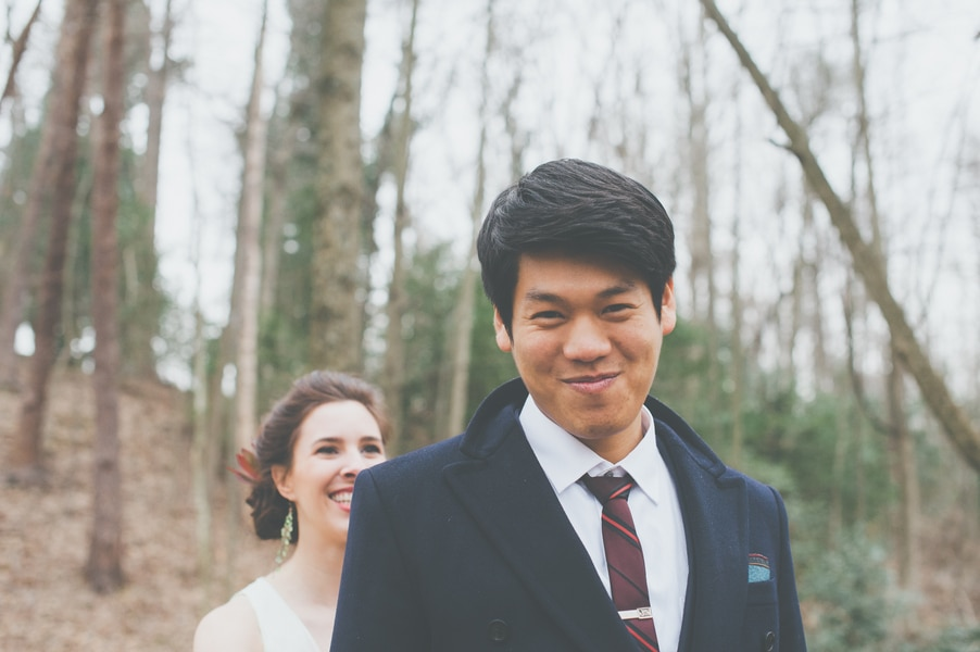 intimate Maryland Korean wedding (3)