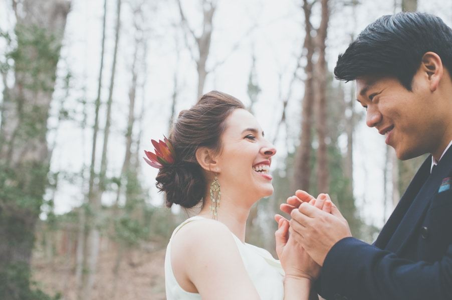 intimate Maryland Korean wedding (4)