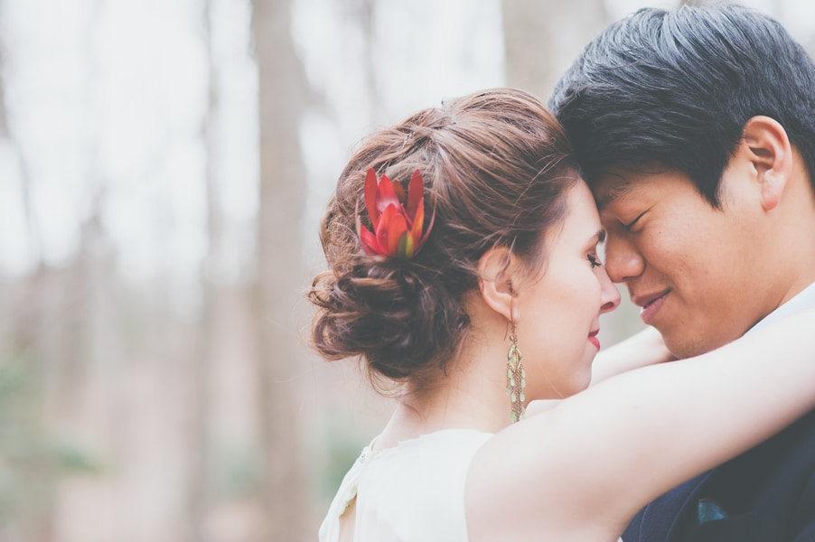 intimate Maryland Korean wedding (6)