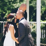 Julice & Steve's DIY, Picnic Themed Woodlawn Manor Wedding in Maryland