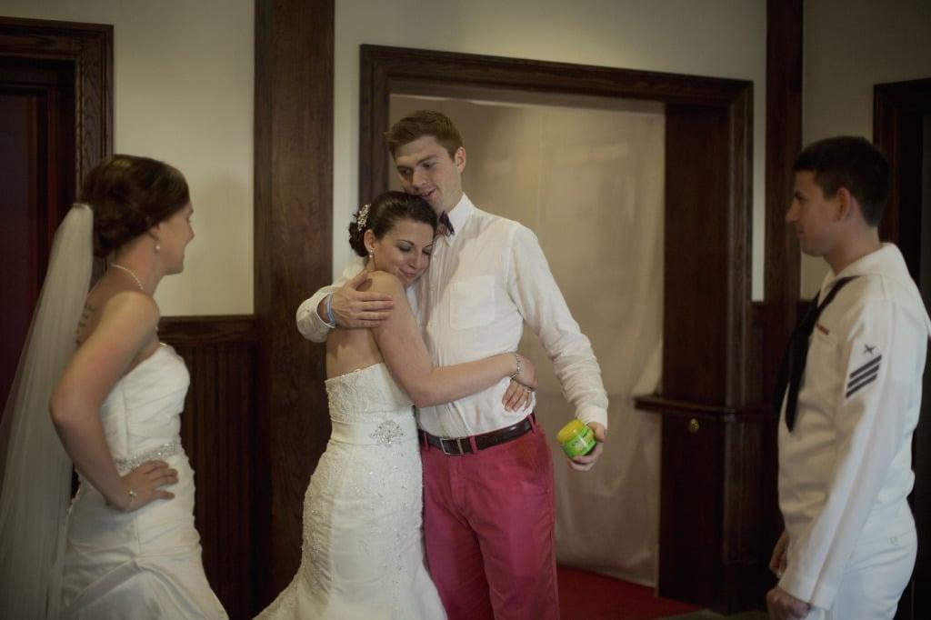 ultimate DIY book themed Maryland wedding (19)