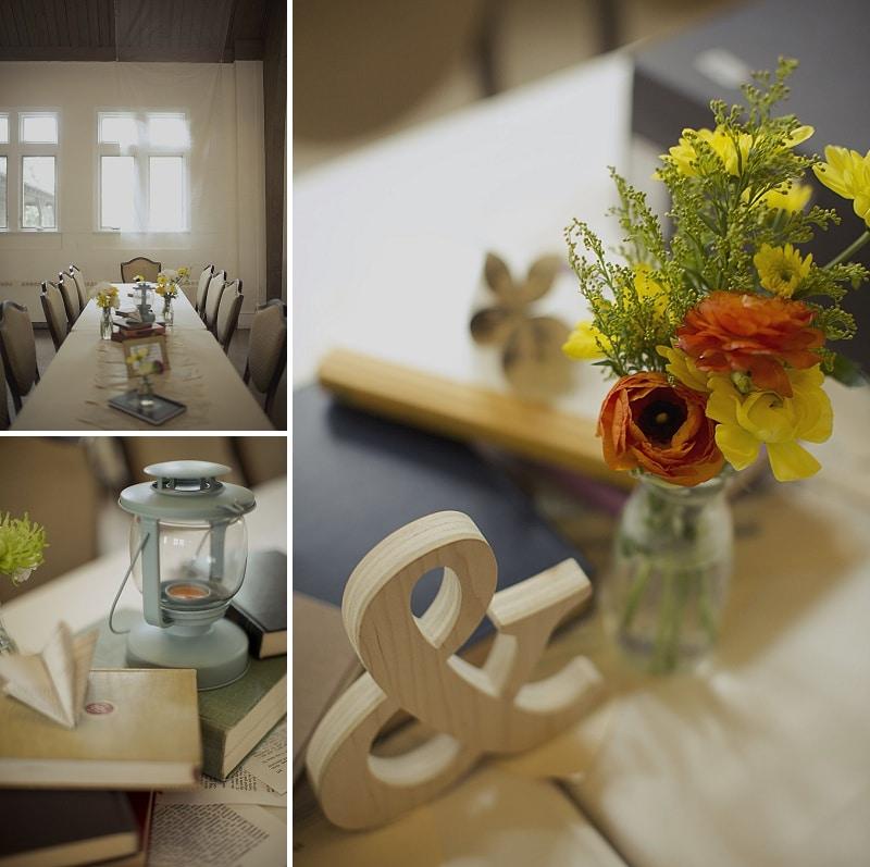 ultimate DIY book themed Maryland wedding (2)