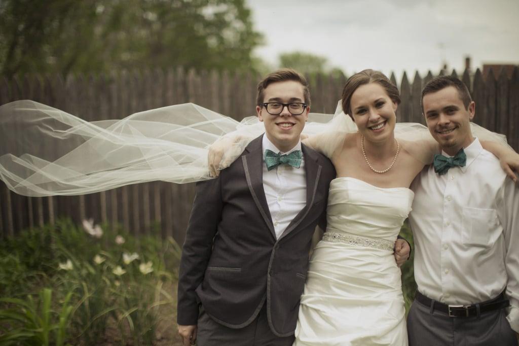 ultimate DIY book themed Maryland wedding (24)