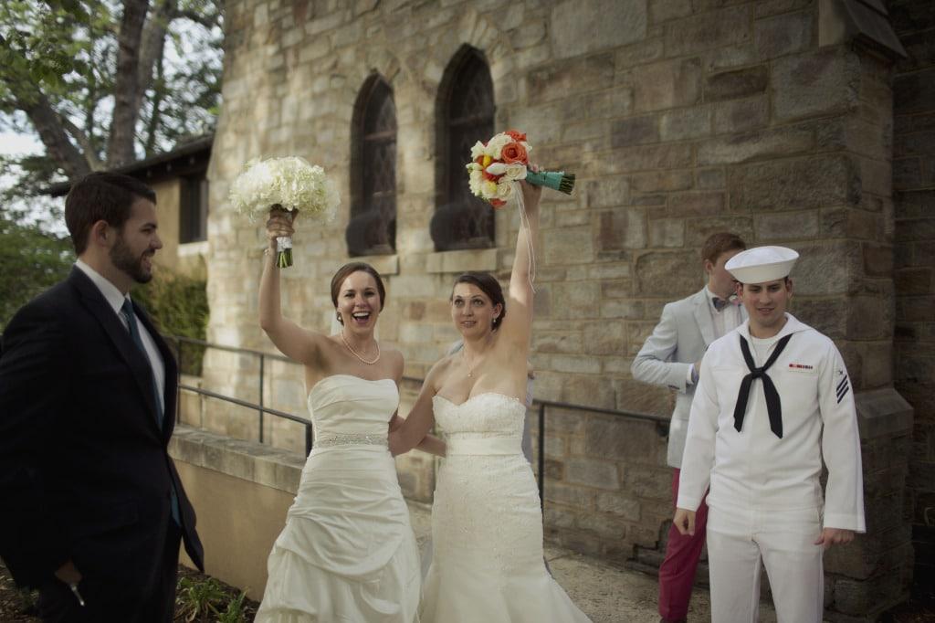ultimate DIY book themed Maryland wedding (33)