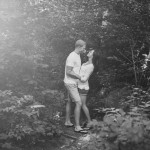 Matt & Taylor's Dreamy Great Falls Maryland Engagement Pictures