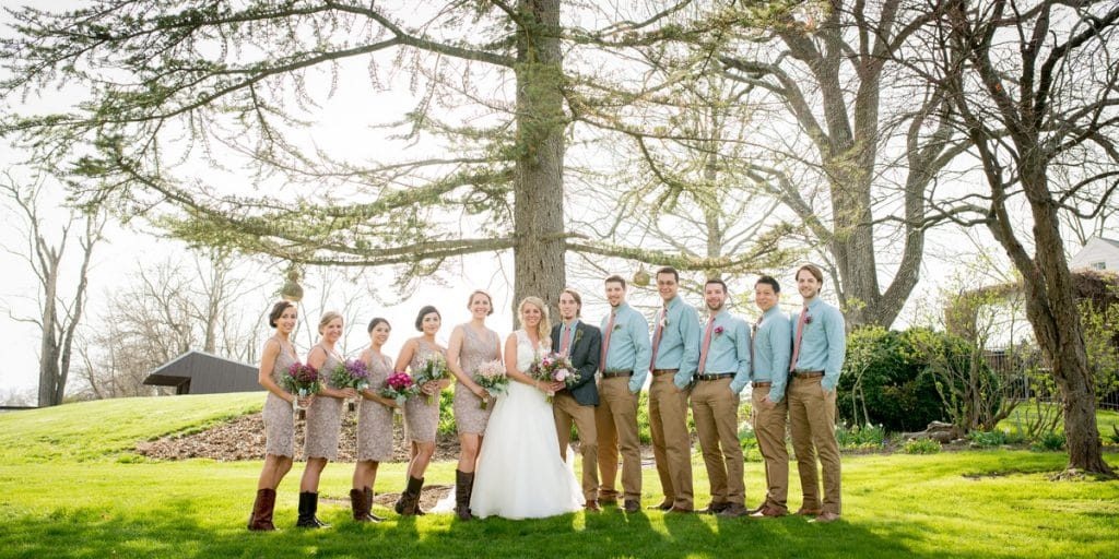 eclectic pennsylvania farm wedding inspiration pictures (2)