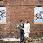 Marcia & Zach's Offbeat, Personalized Washington DC Wedding at Hillyer Art Center
