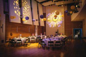 purple yellow fun army navy club wedding virginia (18)