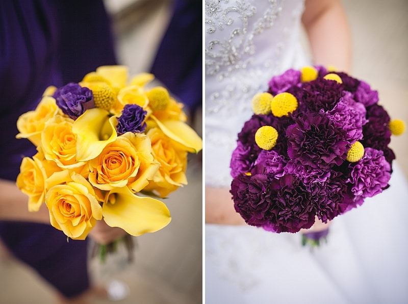 purple yellow fun army navy club wedding virginia (2)
