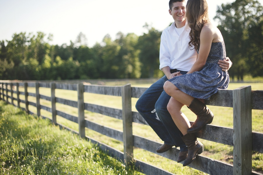 virginia farm engagement pictures (1)