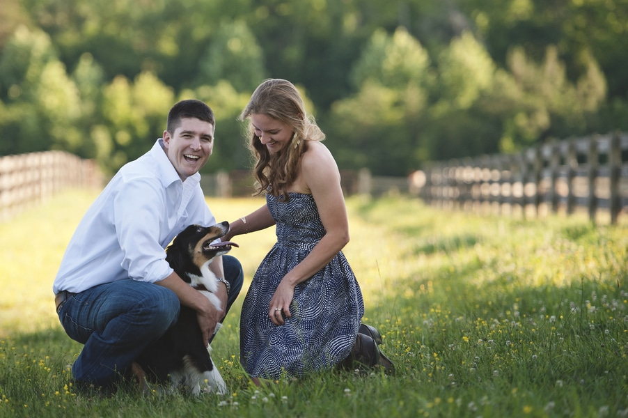 virginia farm engagement pictures (9)