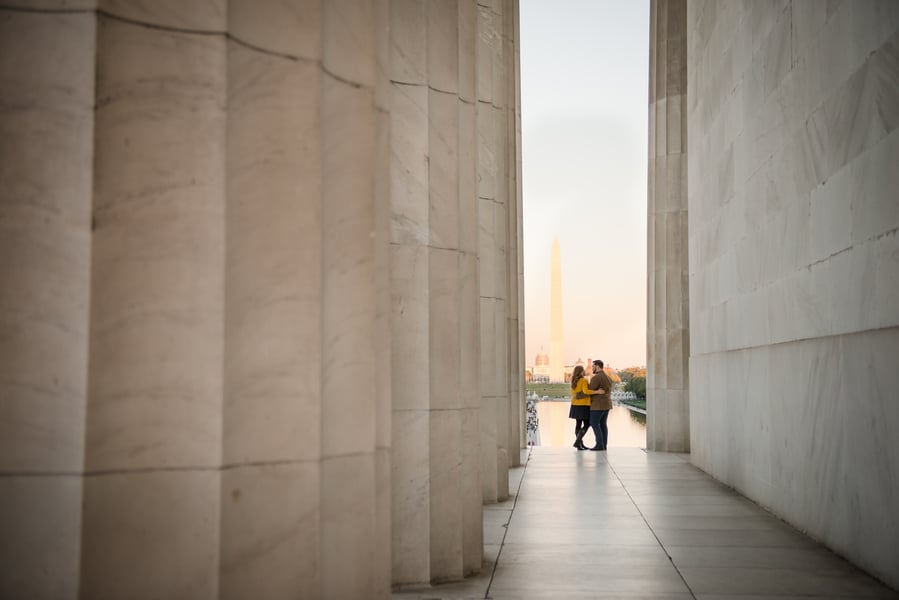 Fall washington dc engagement pictures (11)