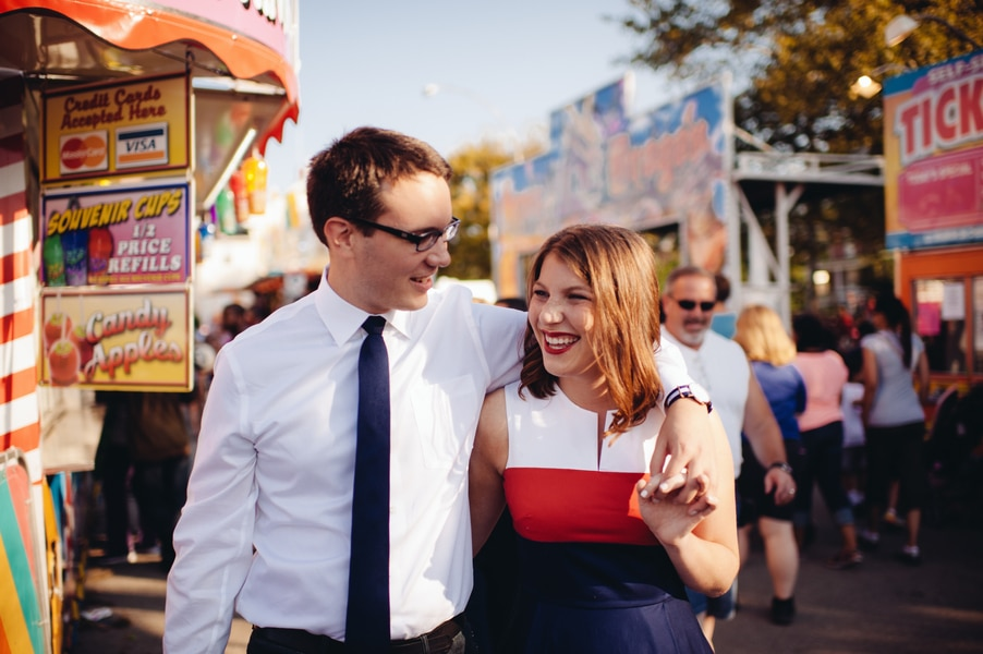 frederick maryland fairgrounds engagement pictures (2)