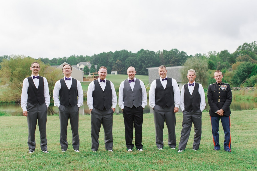rockabilly rock and roll virginia wedding pictures (10)