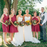 Elicia & Karyn's Rustic, Woodlawn Farm Estate Wedding in Maryland