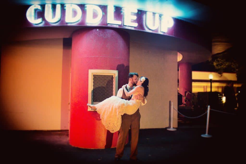vintage DIY glen echo park wedding pictures (20)