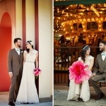 Trish & Ned's Vintage Inspired, DIY Maryland Wedding at Glen Echo Park