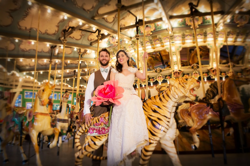 vintage DIY glen echo park wedding pictures (7)