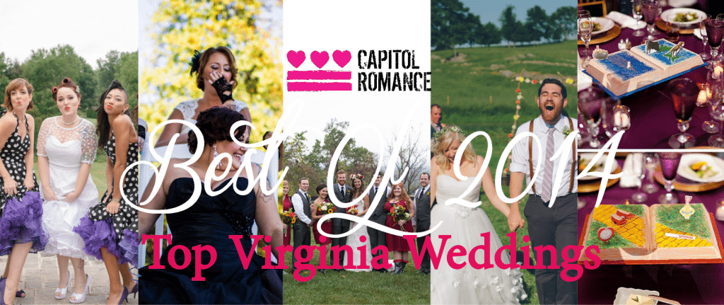 best of 2014 va weddings header