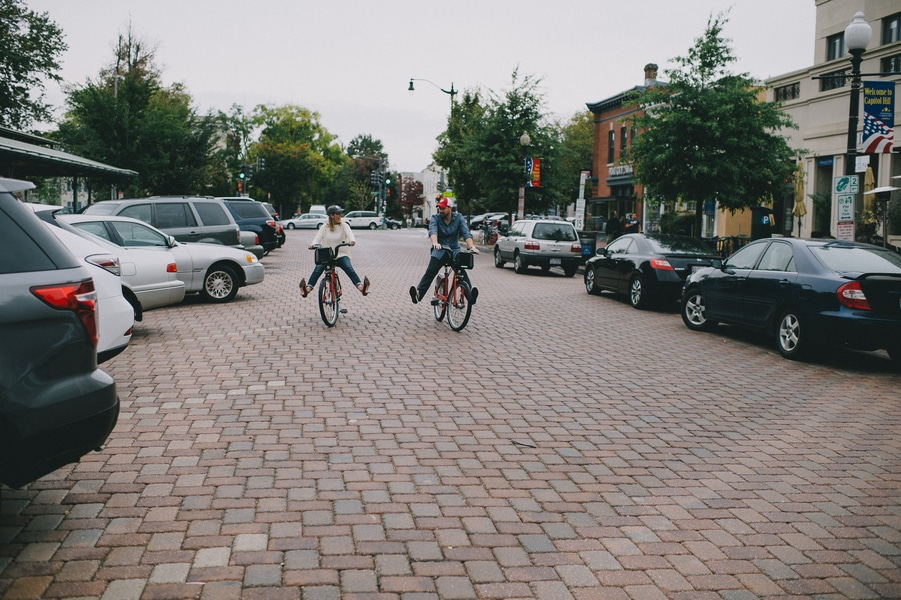 capital bikeshare eastern market engagement pictures in DC (3)