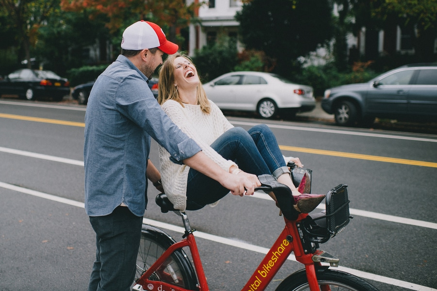 capital bikeshare eastern market engagement pictures in DC (6)