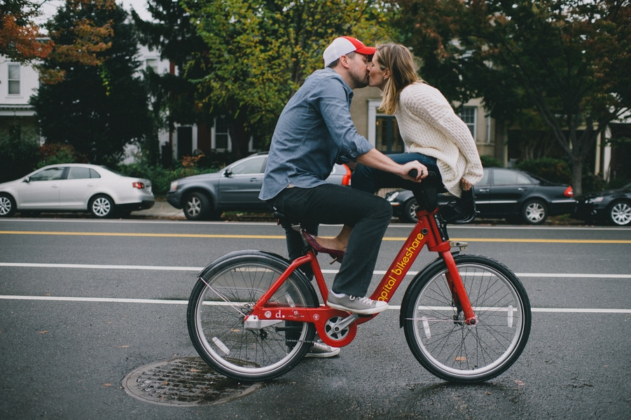 capital bikeshare eastern market engagement pictures in DC (7)
