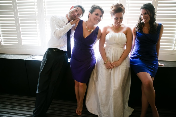 modern purple Jewish wedding Washington DC (5)
