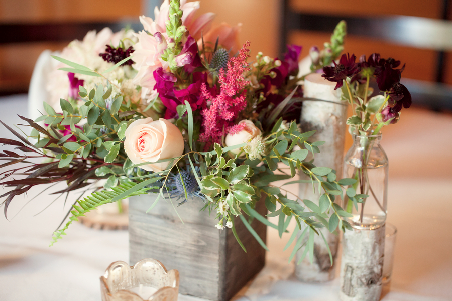 mountainside colorado wedding inspiration pictures flowers (1)