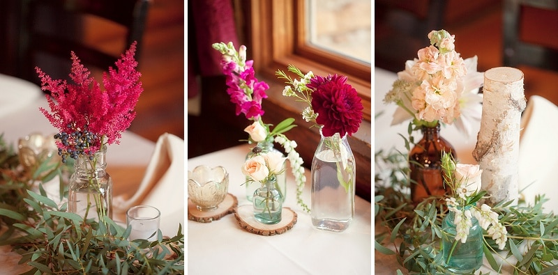 mountainside colorado wedding inspiration pictures flowers (11)
