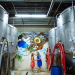 Gwen & Hillary's Offbeat, Pop Up DC Wedding at DC Brau Brewery