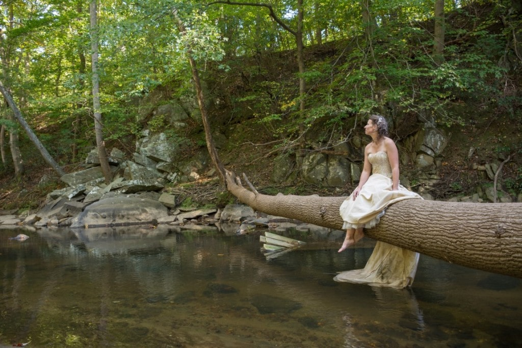 rock creek park trash the dress (2)