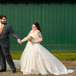 Heather & Pedro's Offbeat, DIY Multicultural Maryland Wedding at the Tea Barn at Fair Hill