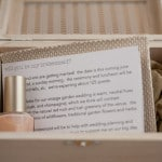 "DIY Inspiration: Handmade ""Will You Be My Bridesmaid?"" Gift Box & Keepsake"
