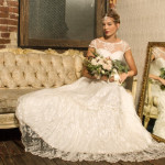 Celia Grace Fair Trade Wedding Gowns ~ Trunk Show at Soliloquy Bridal Couture