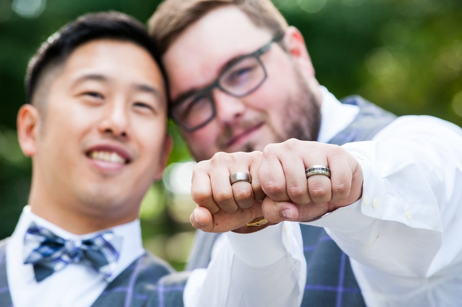 intimate modern same sex washington dc wedding (19)