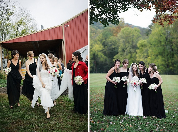 sparkly gold virginia winery wedding (6)