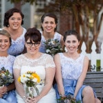 Kelly & Tree's Vintage, Rock N' Roll Virginia Wedding in Yorktown