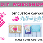 Learn How To Make Your Own DIY Personalized, Custom Canvas Print