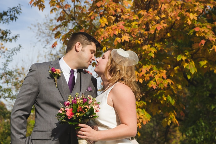 intimate small budget real Fall Virginia wedding (10)