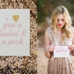 Capitol Inspiration: A Valentine's Day Inspired Wedding Styled Shoot