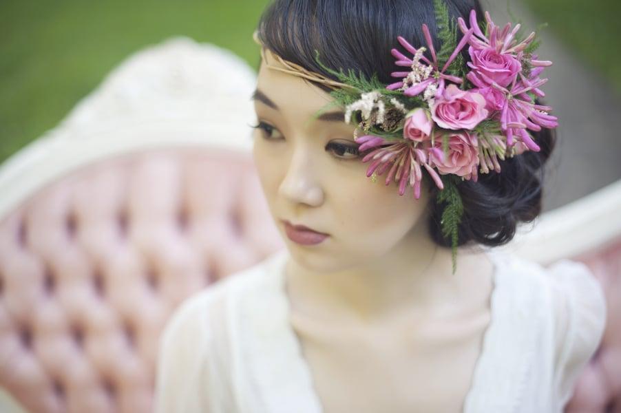 organic green virginia springtime wedding inspiration (6)