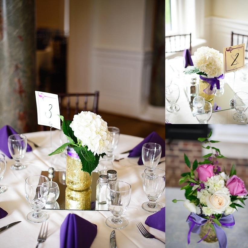 simple handmade purple wedding warrenton virginia (18)