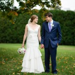 Judith & Will's Gorgeous, Handmade Fall Wedding in Warrenton, VA
