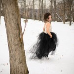 Capitol Inspiration: DIY Alternative Snow Inspired Bridal Shoot