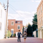Kate & Patrick's Quintessential Washington DC Engagement Pictures in Georgetown